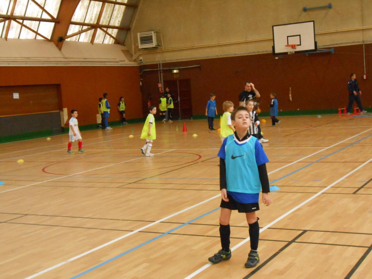Tournoi jeunes futsal ASCV