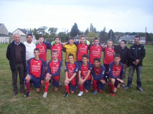 Photo u15 et u17 saison 14 15